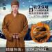 弘通冬款僧服长褂加绒轻便保暖僧衣大褂和尚僧袍服装