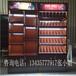 南宁烟酒柜收银台高档便利店木质收银台烟酒展示柜手机展示柜