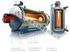 甘肃2吨燃气(油)热水锅炉WNS蒸汽锅炉
