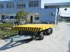 150吨重型搬运平板拖车平板拖车可定制平板拖车减震