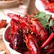 德炎麻辣小龙虾冷冻食品批发新鲜熟冻调料海鲜水产15-20只900g
