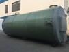 安徽亳州一体化预制泵站地埋式污水处理成套安装