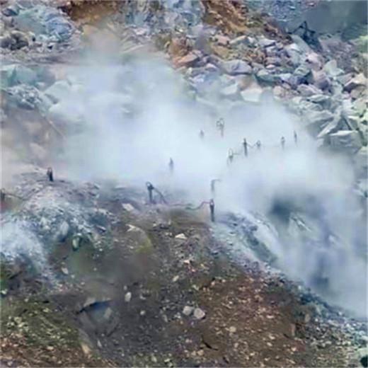 衡水低瓦斯煤矿开采取代炸药的机械