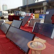 厂家供应壁挂太阳能热水器,屋顶式单机,真空管集热器图片