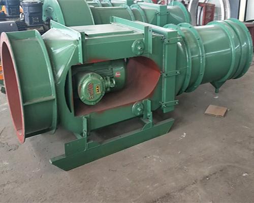KCS-350D矿用湿式除尘风机,KCS掘进机除尘风机检修步骤