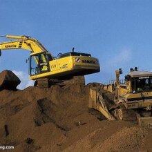 上海进口挖掘机需要资料