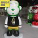 酷酷猴历险记玻璃钢卡通雕塑商场美陈