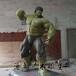 英雄联盟雕塑人物雕塑玻璃钢卡通摆件东莞雕塑厂家