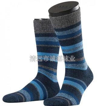 广东袜子加工厂出口欧码男袜外贸男袜男袜订制