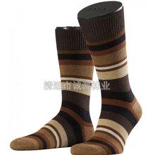 廣東佛山襪子廠貼牌長筒襪純棉男襪外貿襪圖片