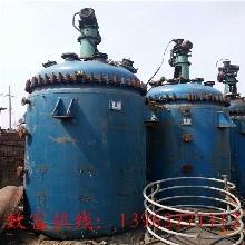 二手搪瓷反应釜型号二手搪瓷反应釜生产厂家