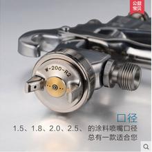 供应岩田W-200喷枪,岩田喷枪价格,日本岩田喷枪代理商