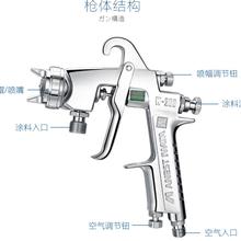 供应日本岩田W-200喷油枪岩田手动w200喷枪