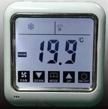 风机盘管温控器触摸大屏数字显示