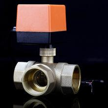 DN20电动球阀型号介绍图片