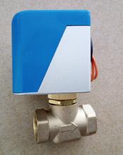 风机盘管电动二通阀的安装要求图片
