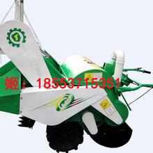 供应泥巴地专用稻谷收割机4LZ-0.3操作简单图片
