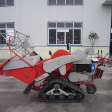 厂家直销履带式水稻联合收割机图片