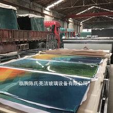 山东夹胶玻璃设备玻璃夹胶炉图片