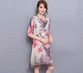深圳美仑服装批发,实拍首发韩版正版连衣裙