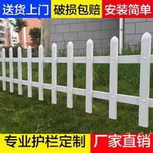 厂家欢迎徐州沛县塑料花园围栏_儿童防护栏_绿化隔离栏图片