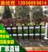 滁州全椒县草坪护栏_塑钢护栏_绿化栅栏_美观牢固