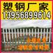 广东清远pvc护栏_塑料护栏_塑钢护栏为了新农村拼了