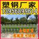 甘孜白玉县pvc护栏_塑料护栏_塑钢护栏为了新农村拼了