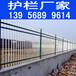 浙江衢州塑料篱笆栏杆花园围栏今日报价