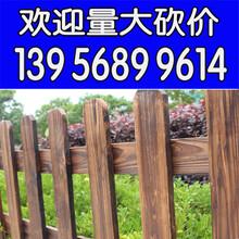 台州黄岩户外绿化栅栏pvc护栏欢迎下单图片