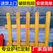 浙江衢州塑料篱笆栏杆花园围栏报价