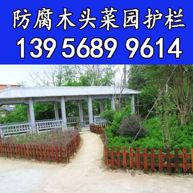 安徽安庆绿化围墙护栏_草坪围栏_物美价廉