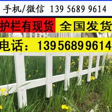 送立柱吗?襄阳市樊城区pvc护栏,草坪护栏图片