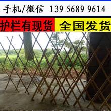 采用原生料漯河市郾城區pvc護欄綠化帶護欄圖片