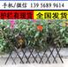 邵陽市北塔區庭院圍欄竹子籬笆竹柵欄
