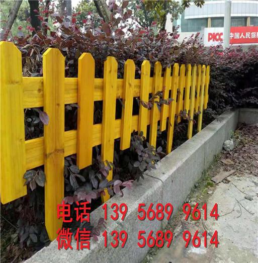 建瓯市pvc花坛护栏pvc花坛围栏厂家出售?