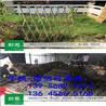 赣州大余室外花坛栅栏绿化带栏杆白绿园艺围栏送立柱,送配件