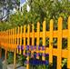 南靖县竹篱笆护栏竹子护栏结构简单体积小