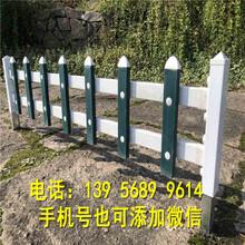 张店区锌钢草坪护栏围栏绿化铁艺栅栏多少钱图片