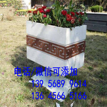 孟津县pvc草坪护栏pvc草坪围栏送立柱?含运费?图片