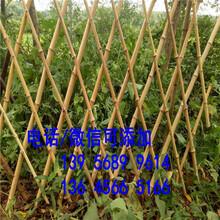 福建省竹护栏竹篱笆围墙新农乡村民宿使用范围图片