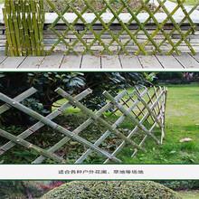 清涧县竹篱笆防腐竹篱笆小院竹栅栏哪家买图片