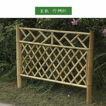 防腐木柵欄籬笆圍欄價格表圖片