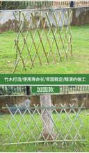 保定顺平防腐竹篱笆户外篱笆栅栏围栏护栏多少钱图片