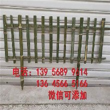 碳化防腐木柵欄廠家圖片