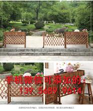 竹篱笆)进贤县绿化草坪护栏(各市)的图片价格?图片