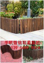 凤泉区庭院栅栏绿化栏杆塑钢pvc护栏围栏生产厂家图片