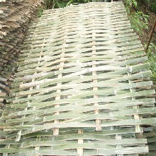 芮城縣竹籬笆綠化圍墻塑鋼圍欄哪里買圖片