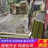 信阳罗山县木栅栏伸缩围栏竹片竹篱笆(中闻资讯)