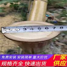 临汾吉县木栅栏pvc塑钢围栏竹篱笆(中闻资讯)